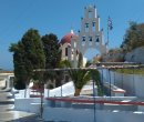 Panagia Kokkini Church in Karterados